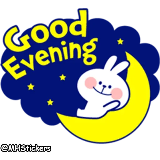 Rabbit - Sticker 21