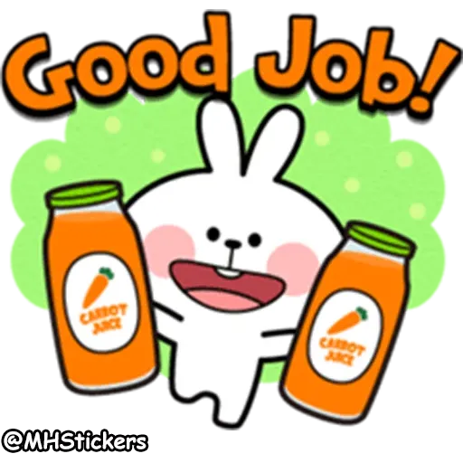 Rabbit - Sticker 9