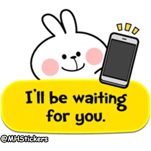 Rabbit - Sticker 15