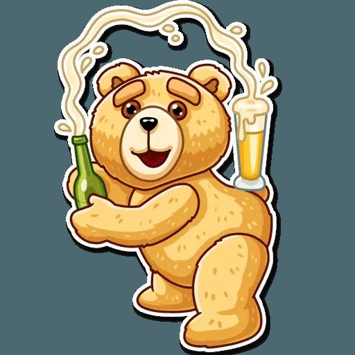 Ted - Sticker 16