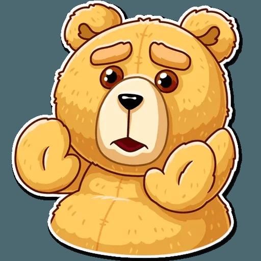 Ted - Sticker 7