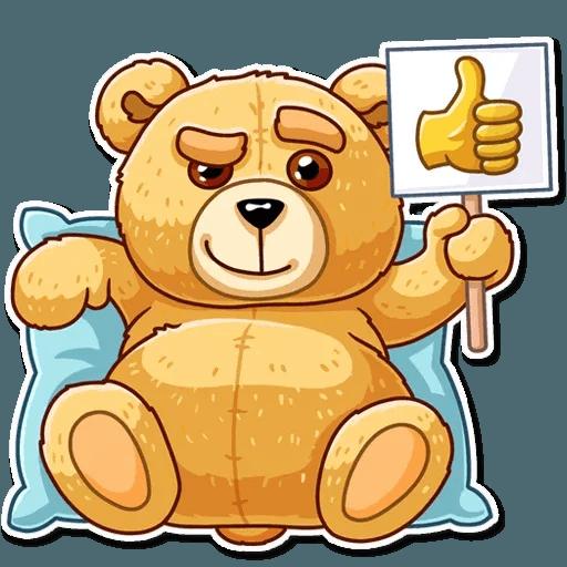 Ted - Sticker 10