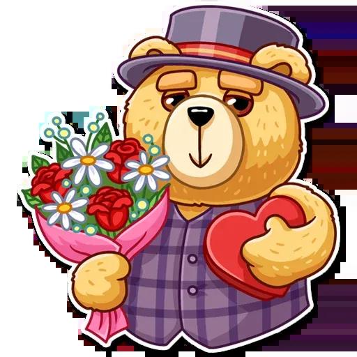 Ted - Sticker 11