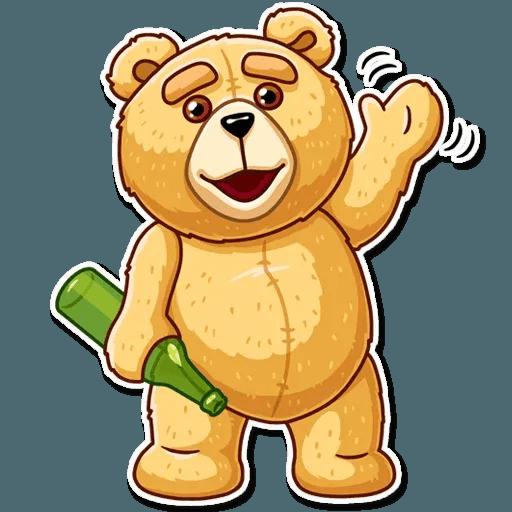 Ted - Sticker 8