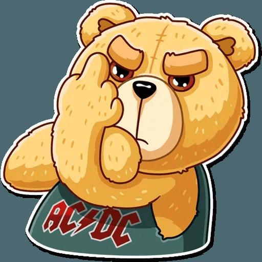 Ted - Sticker 4