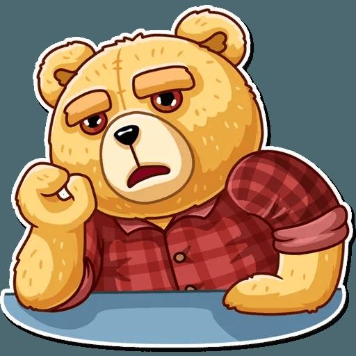 Ted - Sticker 19