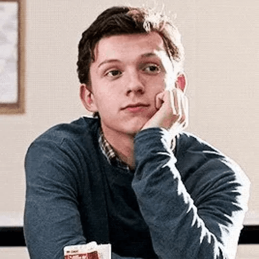 tom holland - Sticker 7
