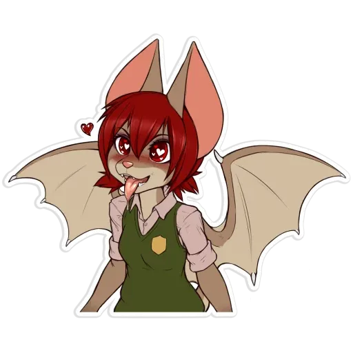 Batty - Sticker 12