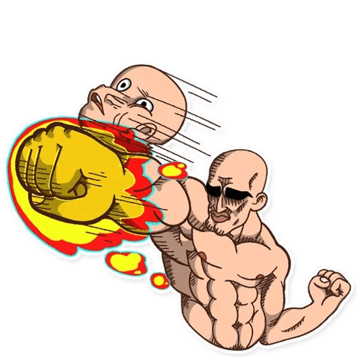 A Man - Sticker 19