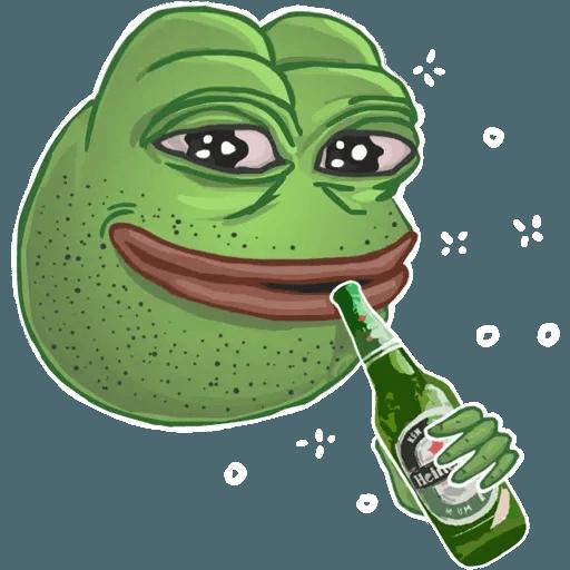 Pepe - Sticker 6