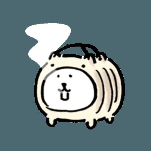 白熊8 - Sticker 23