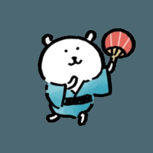 白熊8 - Sticker 17