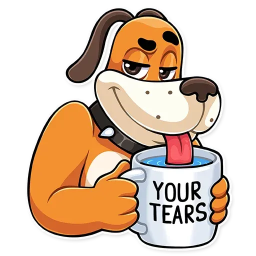 Hound Dog - Sticker 7