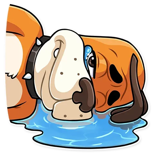 Hound Dog - Sticker 10