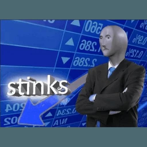 Stonks 1 - Sticker 12