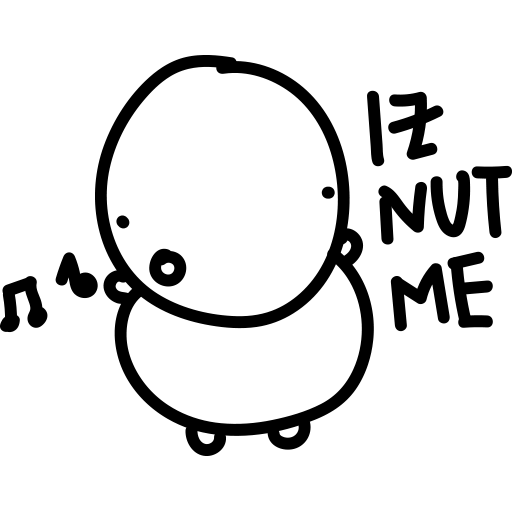 NOMNOM - Sticker 10