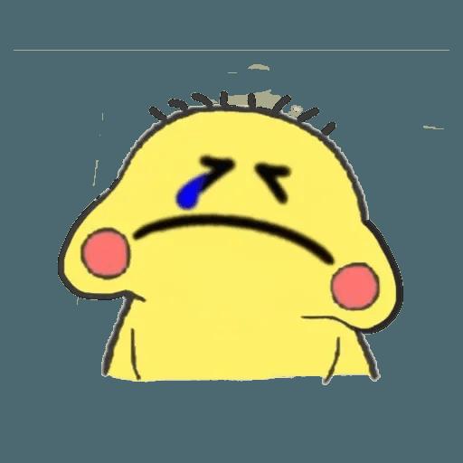 黃絲popo - Sticker 12