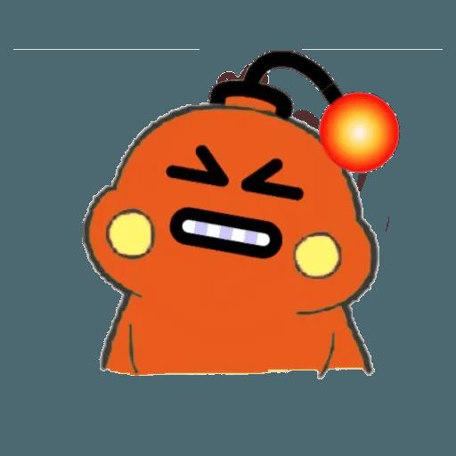 黃絲popo - Sticker 15