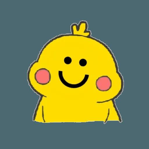 黃絲popo - Sticker 16