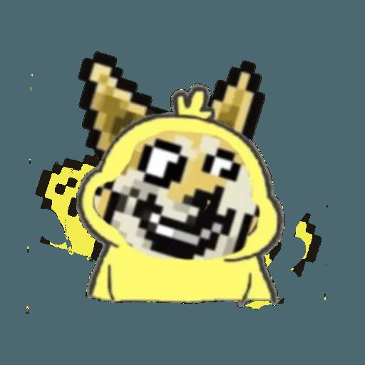 黃絲popo - Sticker 26