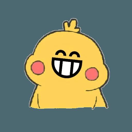黃絲popo - Sticker 19