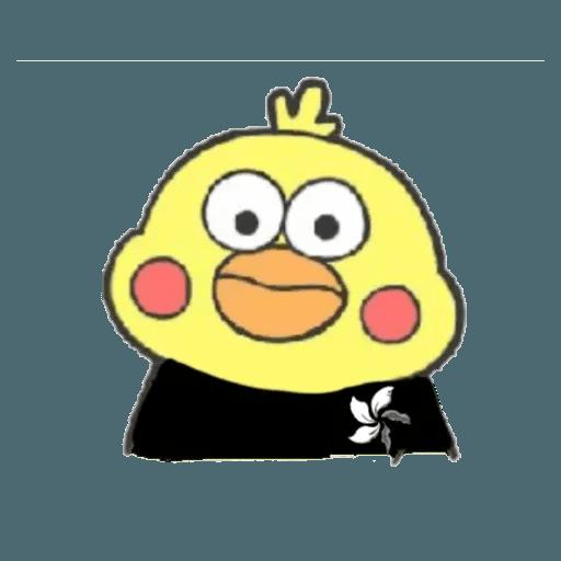 黃絲popo - Sticker 24