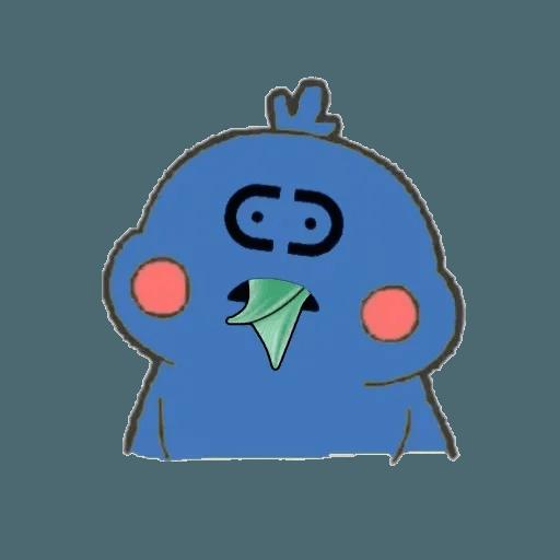 黃絲popo - Sticker 21
