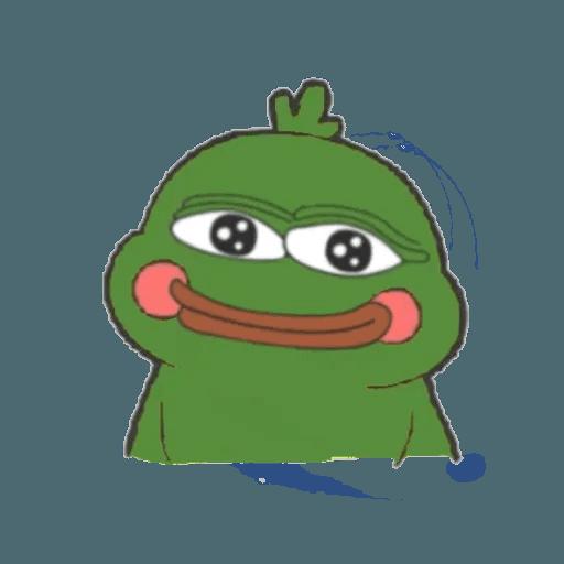 黃絲popo - Sticker 25