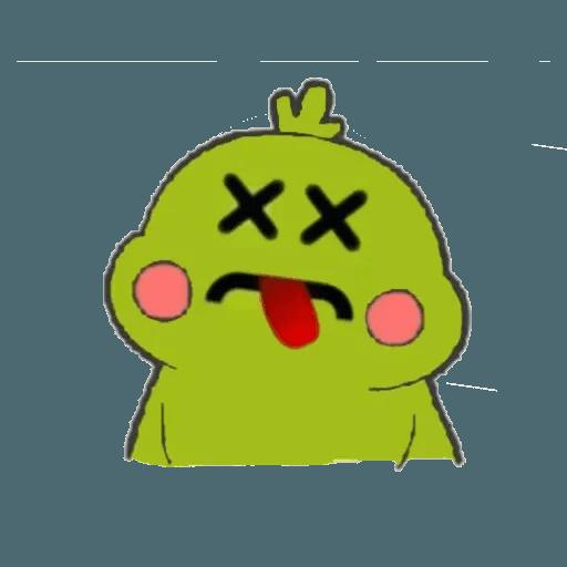 黃絲popo - Sticker 11