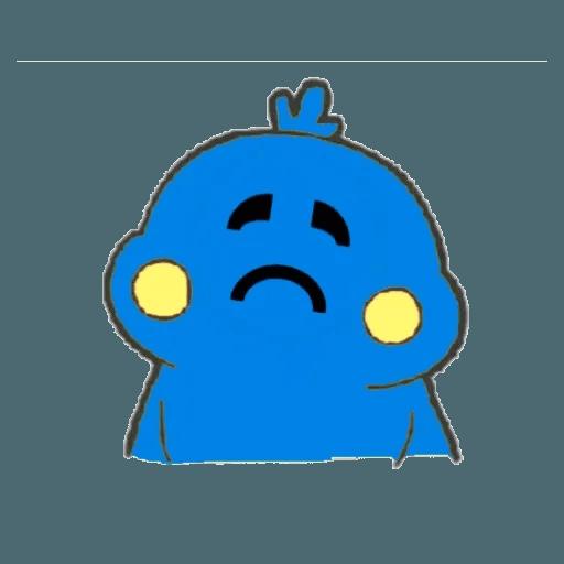 黃絲popo - Sticker 14