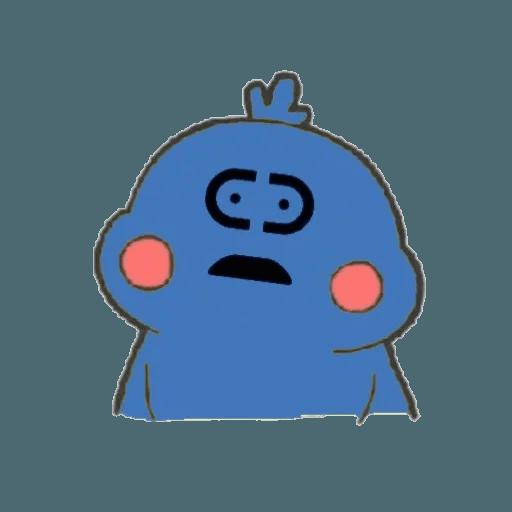 黃絲popo - Sticker 9