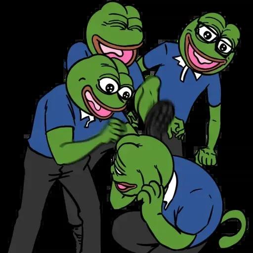 Pepe你都係狗 - Sticker 2