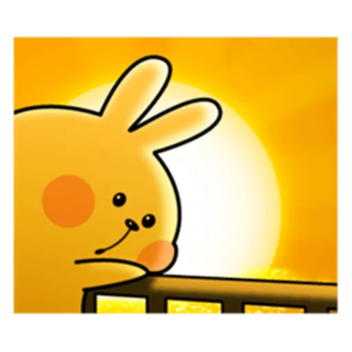 Spoiled rabbit 眼望望版 2 - Sticker 9