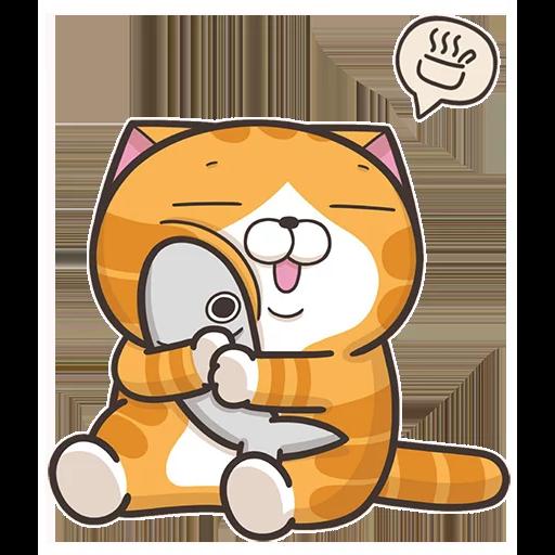 Lazycat-25n - Sticker 19