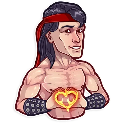Mortal Kombat - Sticker 23