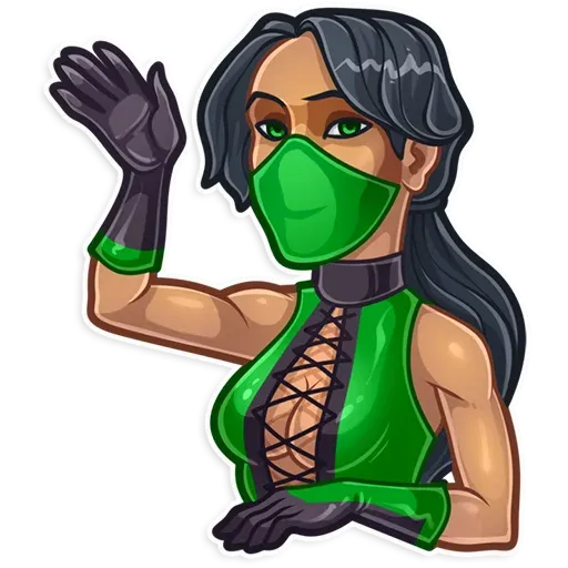 Mortal Kombat - Sticker 5