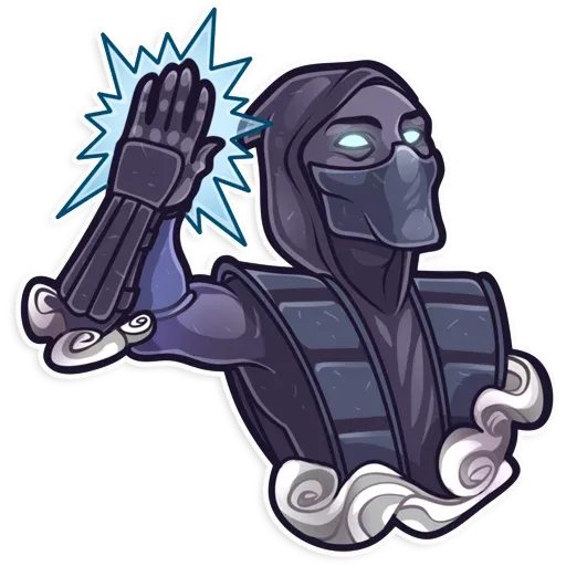 Mortal Kombat - Sticker 6