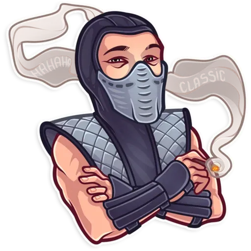 Mortal Kombat - Sticker 18