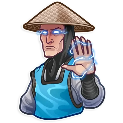 Mortal Kombat - Sticker 25