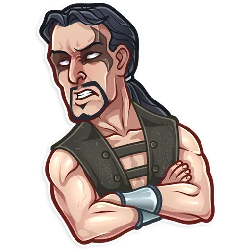 Mortal Kombat - Sticker 30