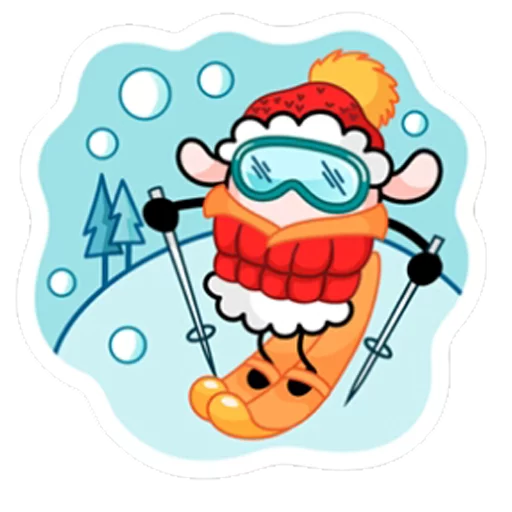 Winter - Sticker 8