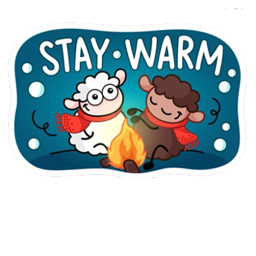 Winter - Sticker 3