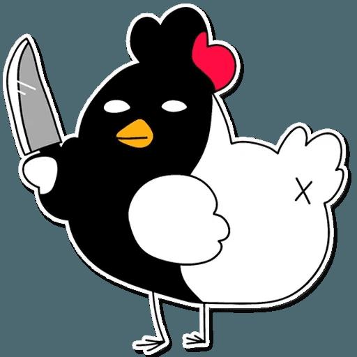 Chicken - Sticker 5