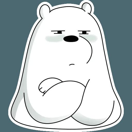 Ice Bear - Sticker 7