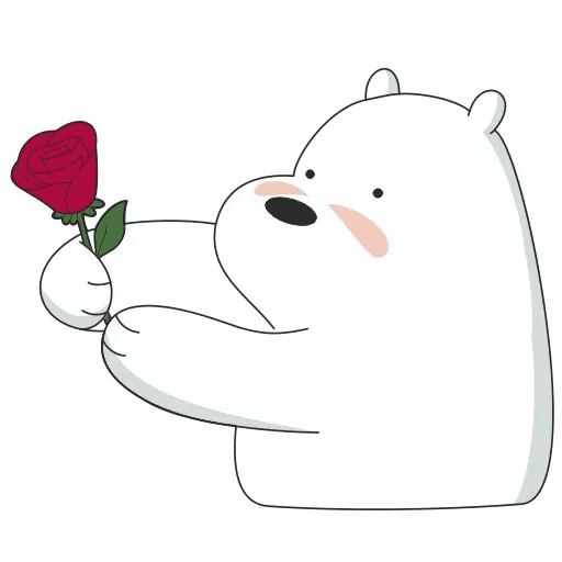 Ice Bear - Sticker 26