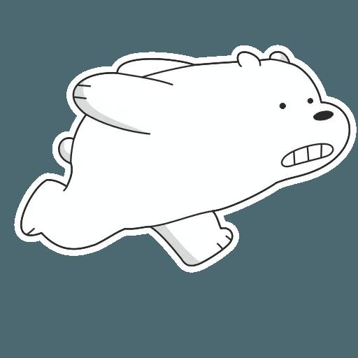 Ice Bear - Sticker 21