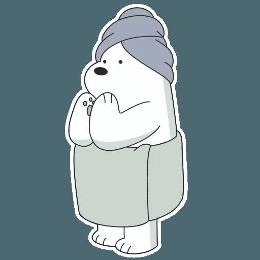 Ice Bear - Sticker 27