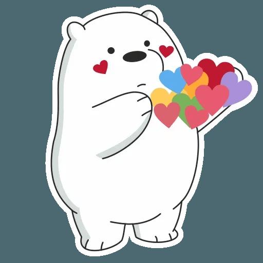 Ice Bear - Sticker 30