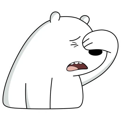 Ice Bear - Sticker 15