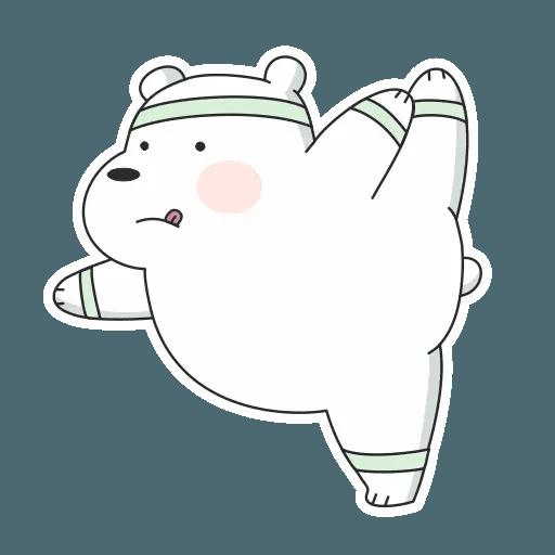 Ice Bear - Sticker 24